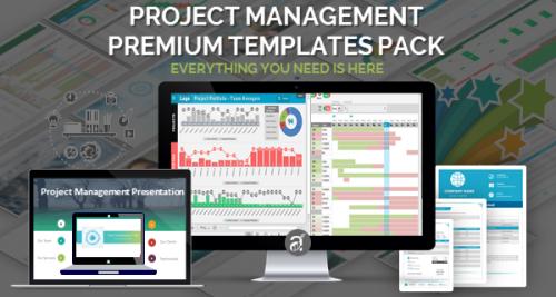 Project Management Premium Templates Pack