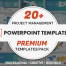 Project Management PowerPoint Presentation Templates Pack