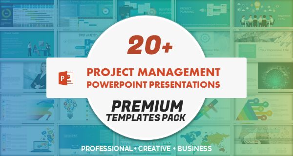 Project Management PowerPoint Templates Pack