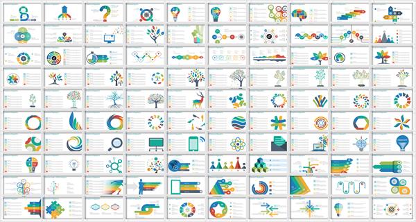 Creative Infographics – Light Version