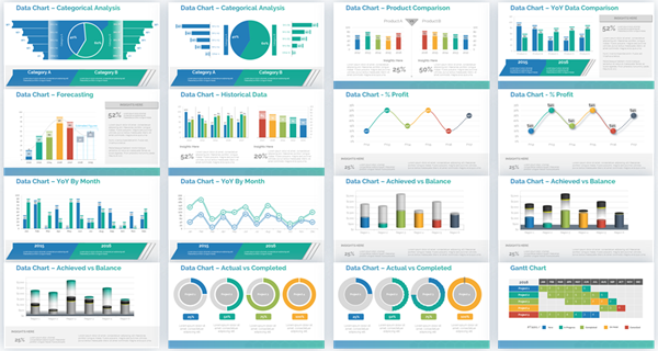 Editable Data Charts